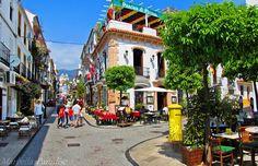 by The Old Town *Casco Antiguo de Marbella*