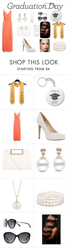 """""""BIG day Look"""" by tunakrm ❤ liked on Polyvore featuring Melissa Odabash, Jessica Simpson, New Look, Chanel, BaByliss and Graduation"""