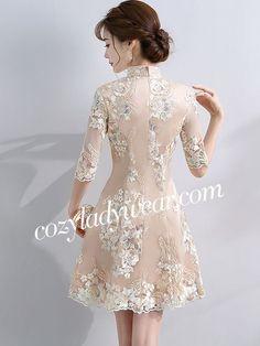 82bb3b1ad 7 Best Cheongsam images   Fashion women, Ladies fashion, Vintage fashion