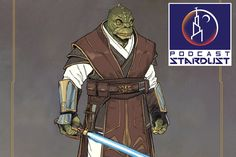 Podcast Stardust #133: Trandoshan Jedi & Movie Delays   On this week's coverage of Star Wars news, we discuss movie delays, Emmy nominations for The Mandalorian, and a Trandoshan Jedi.