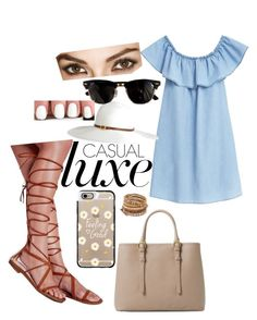 """Casual day out"" by itsbrianasanders on Polyvore"
