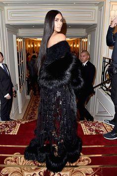 Cabellera XL, la tendencia que impulsa Kim Kardashian