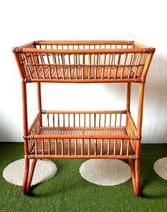 昭和レトロな籐製の二段脱衣かご http://dormitorica.com/?pid=91104398