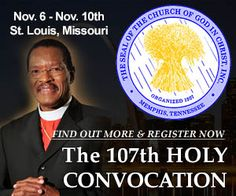 COGIC Holy Convocation