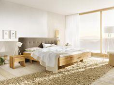 Bett JOKA Linea Pura 8475 Cumbria, Küchen Design, Furniture, Super, Home Decor, Houses, Room, Bedroom, Bedroom Bed