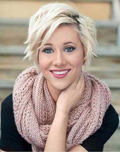 30  Best Blonde Pixie Cuts | http://www.short-hairstyles.co/30-best-blonde-pixie-cuts.html