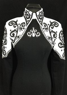 Gently used horsemanship shirt by A Winning Attitude Show Apparel
