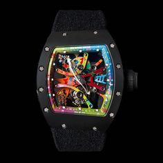 Richard Mille [NEW 2016 MODEL][LIMITED 30 PIECE] RM 68-01 Tourbillon Cyril Kongo at HK$5,790,000.