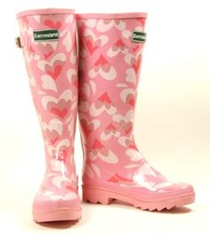 Sweetheart Wellies