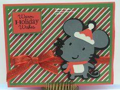 Nana's Scrap Spot: Christmas Mouse