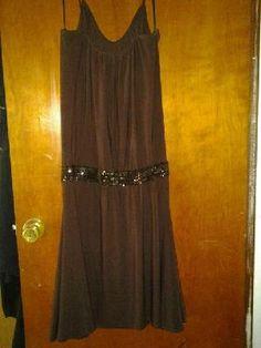 Eliza. J new york dress for woman v pretty dress strech spandex free ship for $19.99 size 12