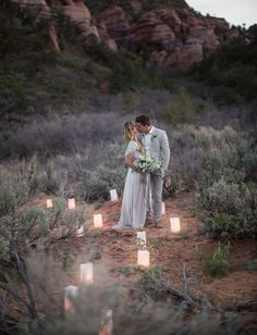 Zion Inspiration with candle lights