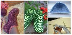 Daca ai inclinatii artistice, te poti inspira si poti invata din aceste idei practice, cum se impletesc papucii din lana. Iata!