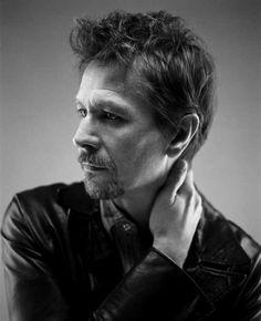 Gary Oldman photographed by Lorenzo Agius.