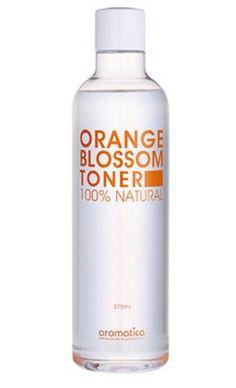 Aromatica Orange Blossom Toner - Peach & Lily