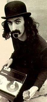 Can't we all have a little Zappa in us??