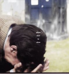 Poor 11 and River who lost her parents yet looked at the Angel so the Doctor could have his breakdown