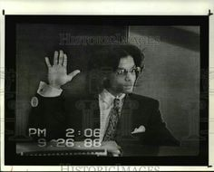 Prince giving a depostion in 1988 involving a photographer.