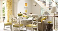 A San Francisco Home Renovation - Breakfast Room w/ JA Chippendale chairs