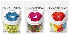 Sweet Candy Packaging Design