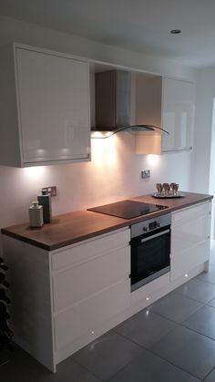 Real Kitchen Inspiration - Italia in White by Estrella Real Kitchen, Design Inspiration, Kitchen Inspiration, Kitchen Design, Kitchens, Kitchen Cabinets, Decoration, Home Decor, Italia