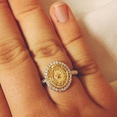 Forget the wedding ring -- we like showing off Baylor rings! #SicEm