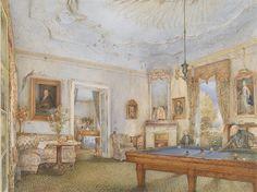 Franz von Alt (1821-1914) Austrian Artist and Watercolorist ~ Blog of an Art Admirer