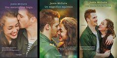 Leggere Romanticamente e Fantasy: Recensione SERIE HAPPENSTANCE di Jamie McGuire