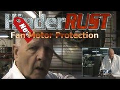 HinderRUST™ │Fan Motor Protection │Anti-Rust/Lubricant
