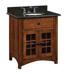 32 Amish Built Bathroom Vanities Ideas Amish Furniture Amish Bathroom