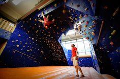HangDog Indoor Rock Climbing Centre