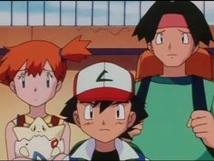 & Pokemon S2 Ep28-Pokémon Double Trouble | right | Pinterest