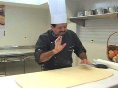 Como fazer Massa Básica de Coxinha, Enroladinho de Salsicha, ...| Receita: Chef Alex Granig - YouTube