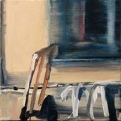 "Saatchi Art Artist Robert Bubel; Painting, ""'Traces on the water I.'"" #art"