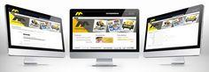 Desenvolvimento de site para o cliente: Menegoto  www.menegoto.com.br
