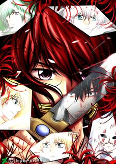 Akatsuki no Yona | This fan art is stunning