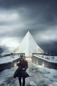 Church Competition | Architectural Renders | Pinterest