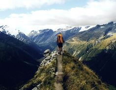 New Zealand.. Walk the path to Mordor :)
