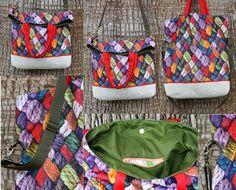 cosiendo y aprendiendo: Telas para bolsos / Coser un bolso #1#