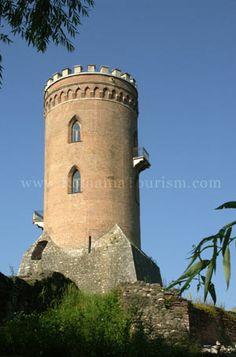 Targoviste, Romania - Chindiei Watchtower Ruins