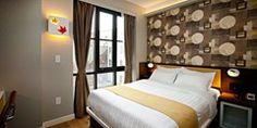 NobleDEN Hotel: Excelente ubicación, Wi-Fi gratis, Decoración moderna | Travelzoo