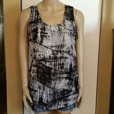 4 for $20 Layered Tank My Closet Rules: No Holds or Trades Same Day or Next Day Shipping All Items are in Gently Used Condition Unless Stated Otherwise Maurices Tops Tank Tops