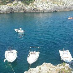 #santacesarea #santa #cesarea #salento #puglia #sea #boats #holiday #vacation #travel #ThisIsPuglia
