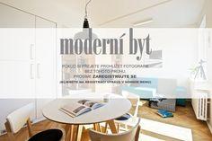 Moderní byt | Byt v holešovickém činžáku po rekonstrukci