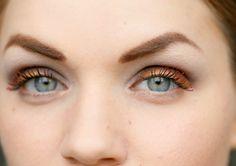 chanel orange touch mascara - Google Search