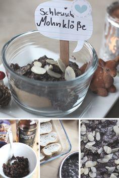 Bei uns ist es Tradition das es zwischen Weihnachten und Neujahr Opas selbstgemachte Mohnklöße gibt. Sie können als Dessert, als Zwischenmahlzeit oder zu Kaffee und Kuchen gereicht werden.