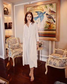 White Tunic Dress, White Maternity Dresses, Linen Dresses, Cotton Dresses, Womens Linen Clothing, Edgy Outfits, Stylish Dresses, White Cotton