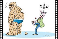 Nivaldo Cartuns: O Coisa...