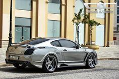 Chrome & Carbon Autostyling - VeilSide Premier4509 Limited Bentley Continental GT