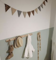 Baby Bedroom, Baby Room Decor, Kids Bedroom, Boho Nursery, Nursery Room, Room Inspiration, Interior Inspiration, Baby Zimmer, Having A Baby